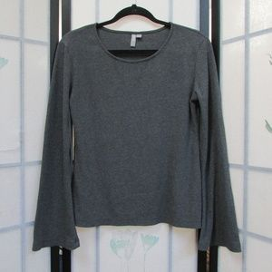 {3 FOR $20} Asos Knit Top with Flared Sleeves